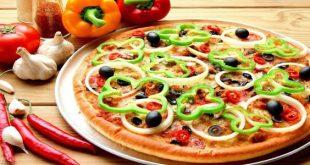 طريقة عمل البيتزا للشيف علاء الشربيني