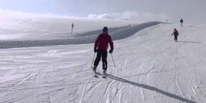 أفضل مناطق التزلج